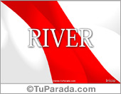 Tarjetas postales: Tarjeta de River