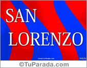 Tarjeta - Tarjeta de San Lorenzo