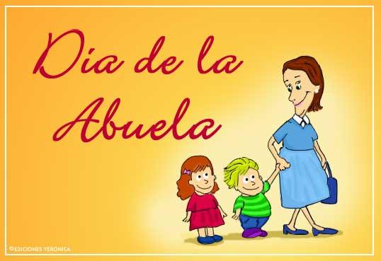 Tarjeta - Tarjeta Día de la abuela