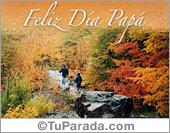 Tarjetas postales: Feliz Día Papá
