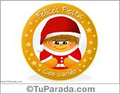 Imagen de Navidad para manualidades