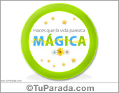 Ideas para manualidades - Vida mágica