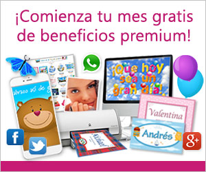 Un mes gratis de beneficios premium