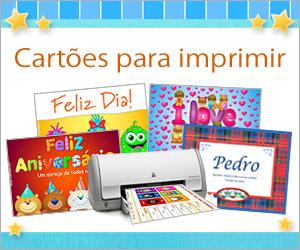 Cartões para imprimir