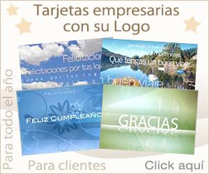 Tarjetas con Logo