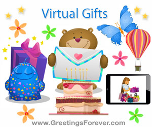 Special virtual gifts