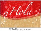 Tarjetas postales: Que hoy sea un buen día