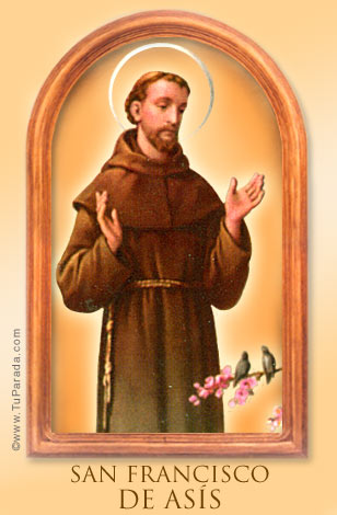 Resultado de imagen para fotos de san francisco de asis