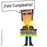 Imagen feliz cumpleaños