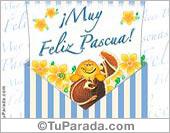 Tarjetas postales: Sobre sorpresa de Pascua