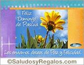 Tarjetas postales: Deseos de Paz y Felicidad
