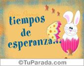 Tarjetas postales: Tiempos de...