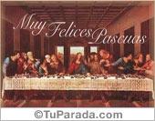 Tarjetas postales: Pascuas