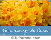 Tarjeta de Pascua