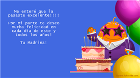 Tarjetas, postales: Especial para ti Marisabel