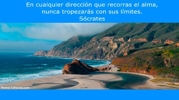 Frase de Sócrates