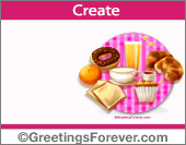Create Birthday ecard