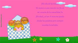 Tarjetas, postales: Día de la madre