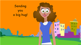 Ecards: Sending you a big hug!