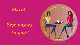 Ecards: Best wishes to you