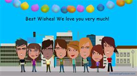 Ecards: Best Wishes