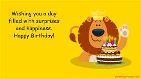 Ecards: Happy Birthday!