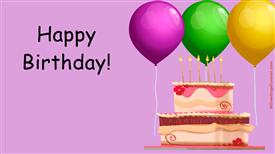 Ecards: Happy Birthday