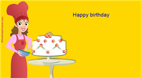 Greeting ecards: Birthday