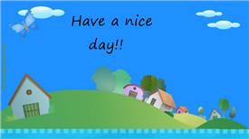 Ecards: Have a nice day