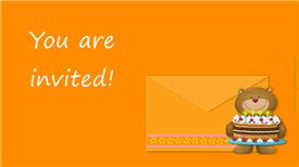 Ecards: You are invited!