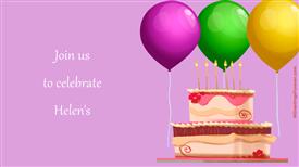 Ecards: Helens Birthday