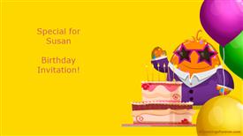 Ecards: Special for Susan