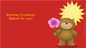 Greeting ecards: Invitations