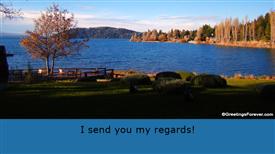 Ecards: My regards