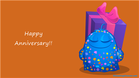 Ecards: Happy Anniversary