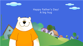 Greeting ecards: Father's Day