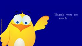 Ecards: Thank