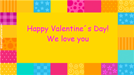 Ecards: We love you