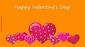 Ecards: Happy Valentines day!