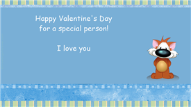 Ecards: For a special person