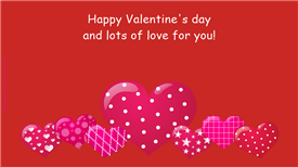 Ecards: Lots of love