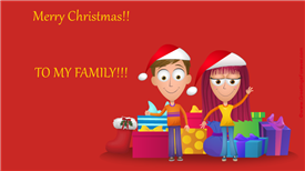 Ecards: Merry Christmas