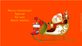 Ecards: Warm wishes for you