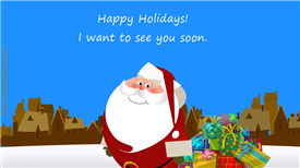 Ecards: Happy Holidays regards