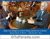 Tarjeta de Fotos de Argentina