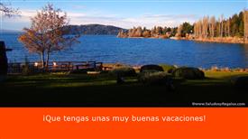 Tarjetas postales: Unas muy buenas vacaciones