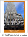 Tarjetas postales: Empire State - New York