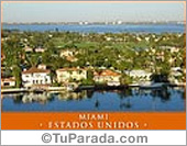 Tarjetas postales: Foto de Miami - Estados Unidos
