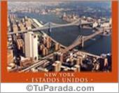 Tarjetas postales: Foto de New York
