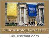 Tarjetas postales: Museo Metropolitano de Arte
